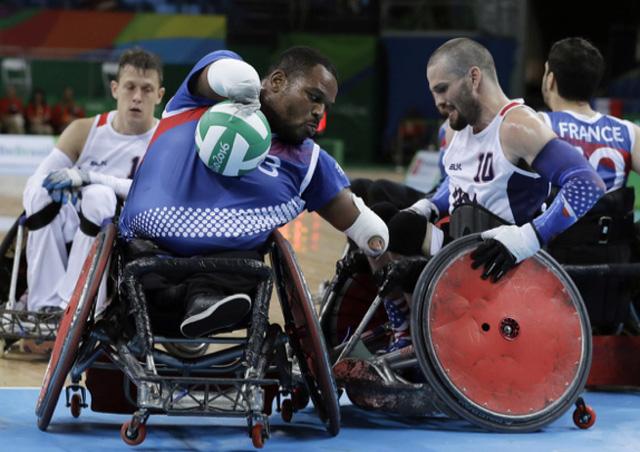 Những khoảnh khắc đắt giá nhất của Paralympic Rio 2016 - Ảnh 14.