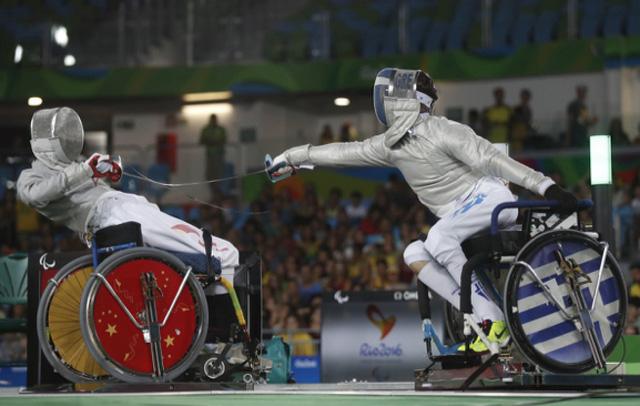 Những khoảnh khắc đắt giá nhất của Paralympic Rio 2016 - Ảnh 18.