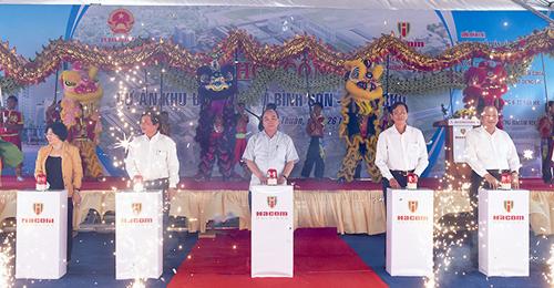 Khởi công dự án nghìn tỷ tại Ninh Thuận - Ảnh 2.