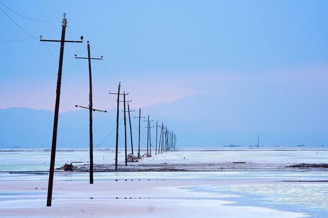 Hồ nước mặn Chaka - Tấm gương của bầu trời - Ảnh 2.