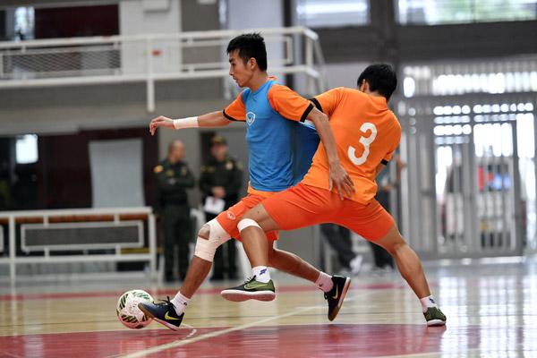 ĐT Futsal Việt Nam luyện vũ khí bí mật trước thềm World Cup 2016 - Ảnh 1.