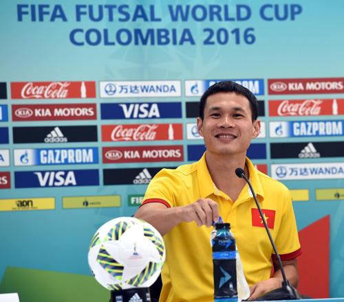 ĐT Futsal Việt Nam cần quên đi chiến thắng để tập trung cho trận gặp Paraguay - Ảnh 1.