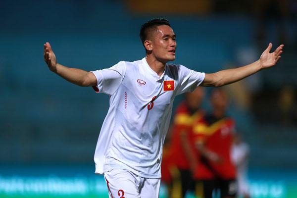 VIDEO U19 Việt Nam 4-1 U19 Timor Leste: Giải tỏa cơn khát - Ảnh 1.