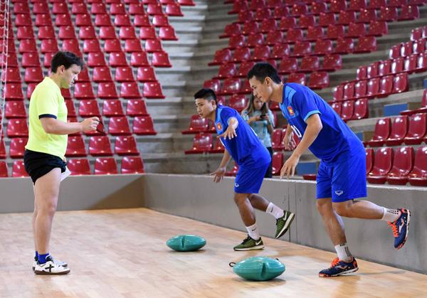 ĐT Futsal Việt Nam - Paraguay: Viết tiếp câu chuyện cổ tích (8h00, 15/9) - Ảnh 2.