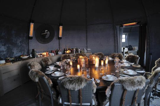 Ngỡ ngàng khách sạn siêu sang ở Nam Cực - Ảnh 2.