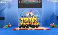 Lực sĩ Trung Quốc rút lui, cử tạ Việt Nam rộng cửa huy chương Olympic - Ảnh 2.