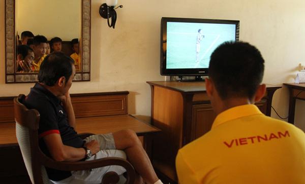 U16 Việt Nam mổ băng trận thua Nhật Bản 1-7, chuẩn bị đối đầu Australia - Ảnh 1.