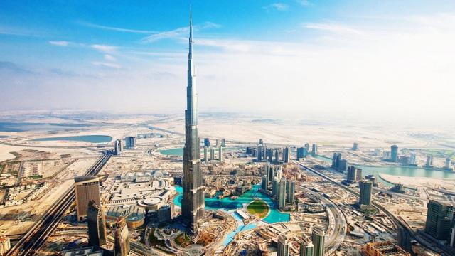 Những sự thật thú vị về tòa nhà cao nhất thế giới - Ảnh 2.