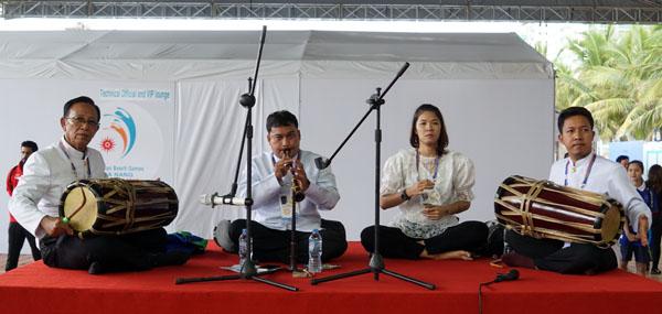 Nhạc điệu võ thuật - nét đặc trưng độc đáo chỉ có ở Muay - Ảnh 2.