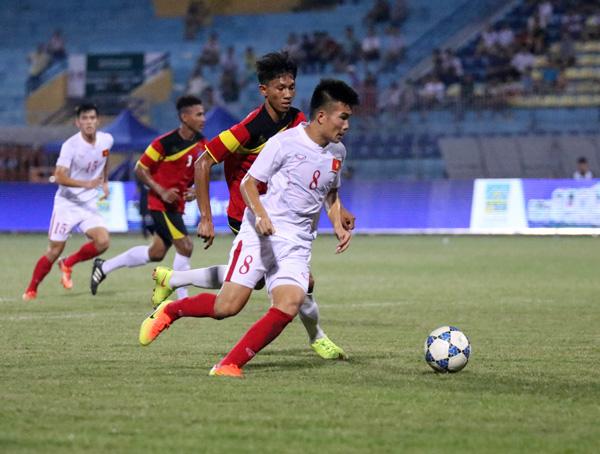 Tranh giải 3 giải U19 ĐNÁ 2016, U19 Việt Nam - U19 Timor Leste: Lấy lại niềm tin - Ảnh 2.