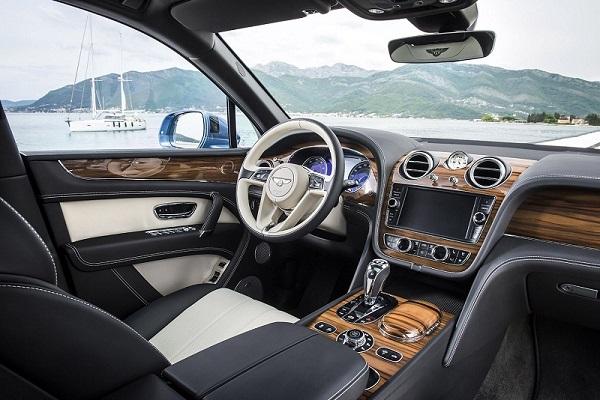 Bentley Bentayga trình làng phiên bản máy dầu - Ảnh 2.
