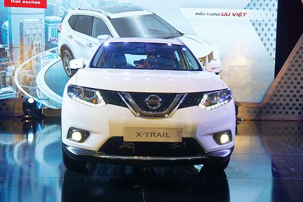 Nissan X-Trail 2016 giá từ 998 triệu đồng - Ảnh 2.