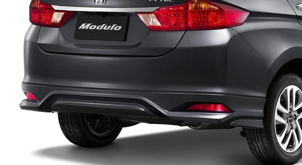 Honda City Modulo 2016 giá từ 549 triệu đồng - Ảnh 2.