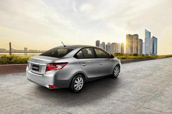 Toyota Vios 2016 giá cao nhất 622 triệu - Ảnh 2.