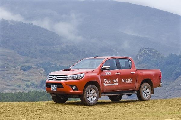 Toyota Việt Nam bán gần 4000 xe trong tháng 8 - Ảnh 2.