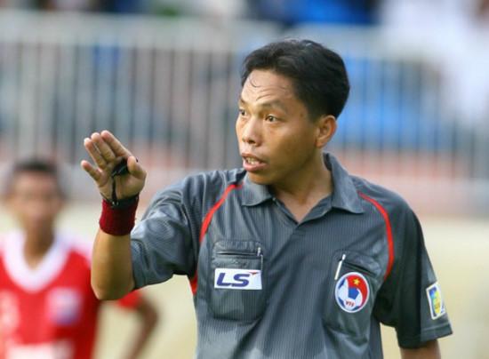 Trọng tài Thái Lan cầm còi trận giao hữu giữa ĐT Việt Nam và ĐT CHDCND Triều Tiên - Ảnh 1.