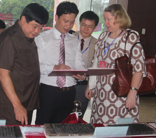 """""""Môc bản trường học Phúc Giang""""- khối mộc bản duy nhất, cổ nhất về giáo dục - Ảnh 2."""