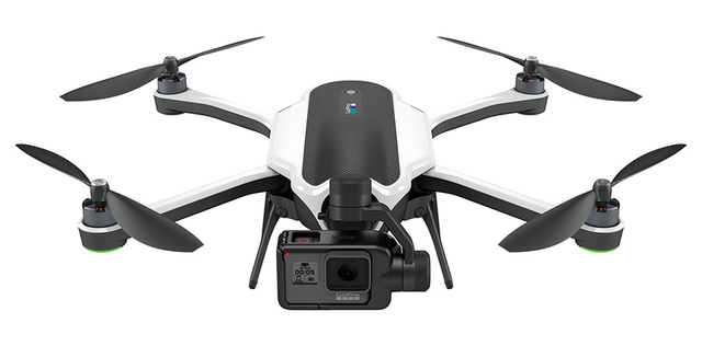 GoPro ra mắt mẫu máy bay chụp hình trên không gọn nhẹ - Ảnh 2.