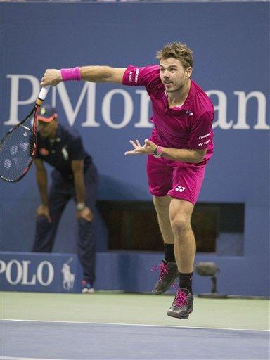 Nhìn lại chiến thắng ngọt ngào của Wawrinka trước Djokovic - Ảnh 2.