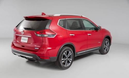 Nissan X-Trail chưa về Việt Nam đã nâng cấp bản 2017 - Ảnh 2.
