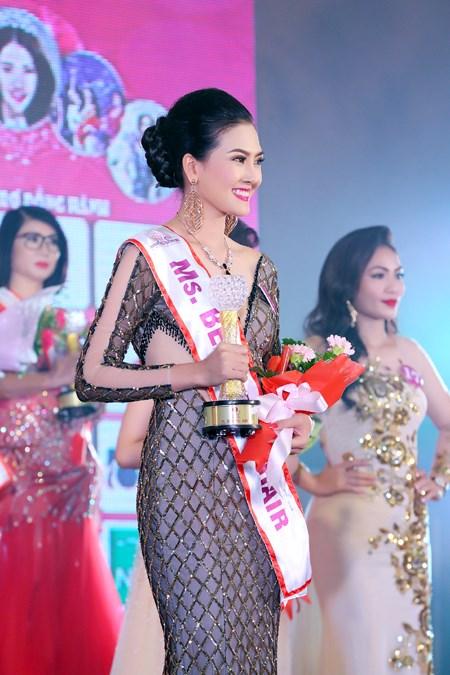 Người đẹp Kim Thoa đăng quang Hoa hậu Doanh nhân thế giới người Việt - Ảnh 2.