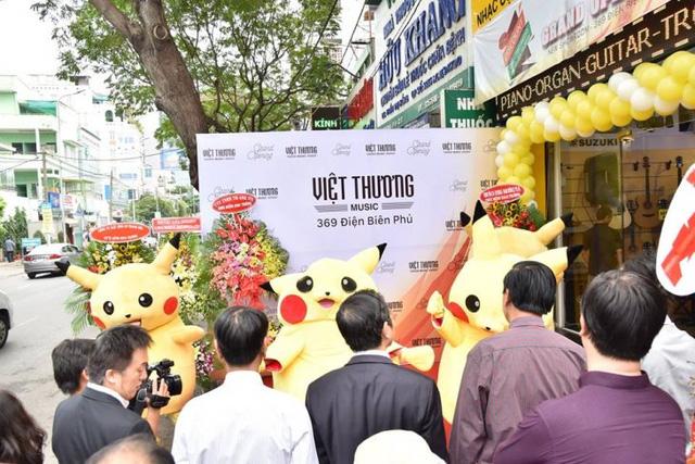 Những điểm nhấn khó quên tại tuần lễ khai trương showroom Việt Thương 369 - Ảnh 1.