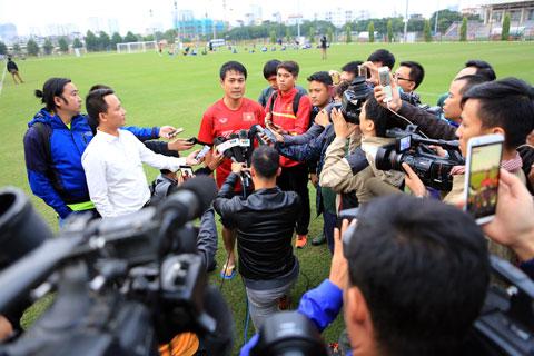 HLV trưởng Nguyễn Hữu Thắng: ĐT Việt Nam đang đi đúng hướng - Ảnh 2.