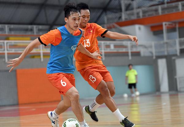 ĐT Futsal Việt Nam luyện vũ khí bí mật trước thềm World Cup 2016 - Ảnh 2.