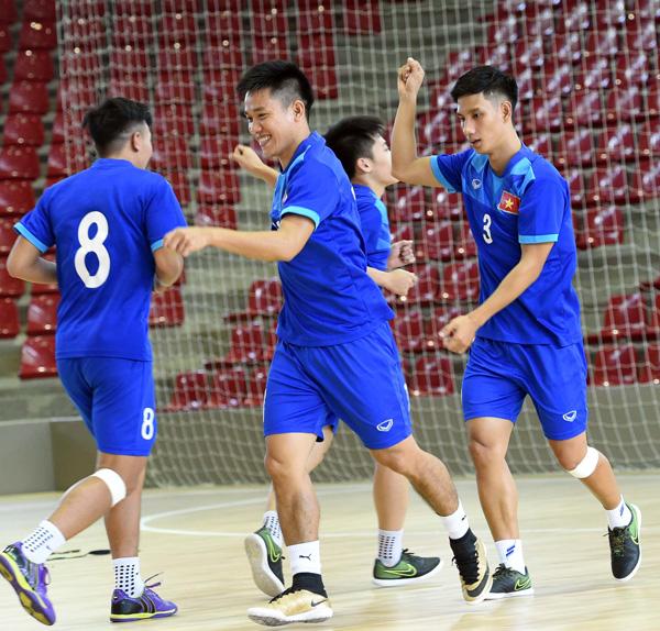 ĐT Futsal Việt Nam - Paraguay: Viết tiếp câu chuyện cổ tích (8h00, 15/9) - Ảnh 3.