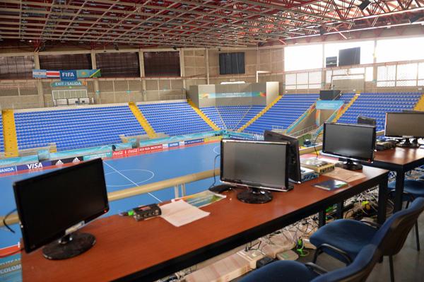 Cận cảnh Nhà thi đấu Bicentenario- nơi ĐT Việt Nam đấu trận quyết định với Italia - Ảnh 3.