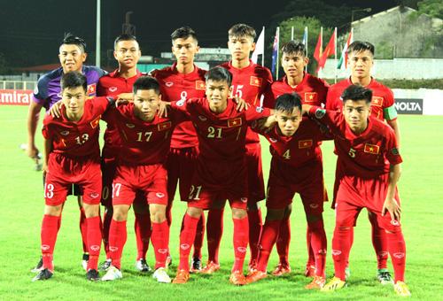 VCK U16 châu Á 2016: U16 Việt Nam thua U16 Nhật Bản 0-7 - Ảnh 3.