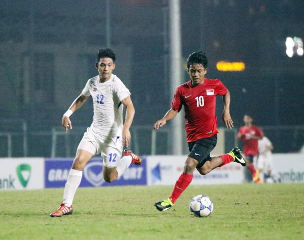 U19 Malaysia thua sốc Timor Leste, U19 Việt Nam chưa thể đi tiếp - Ảnh 2.