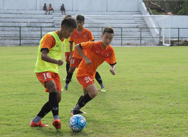 U16 Việt Nam mổ băng trận thua Nhật Bản 1-7, chuẩn bị đối đầu Australia - Ảnh 3.