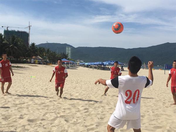 ĐT bóng đá bãi biển Việt Nam sẵn sàng cho ABG 5 - Ảnh 2.