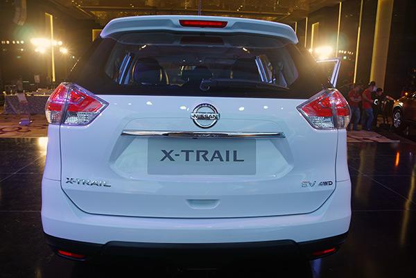 Nissan X-Trail 2016 giá từ 998 triệu đồng - Ảnh 3.