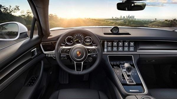 Porsche ra mắt phiên bản Panamera 4 E-Hybrid - Ảnh 3.