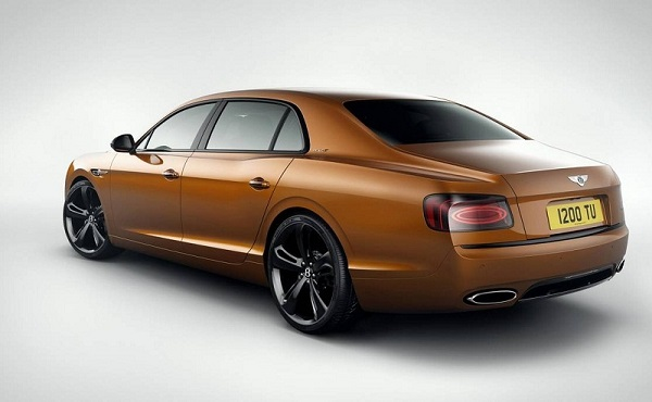 Hé lộ thông tin về Bentley Flying Spur W12 S 2017 - Ảnh 3.