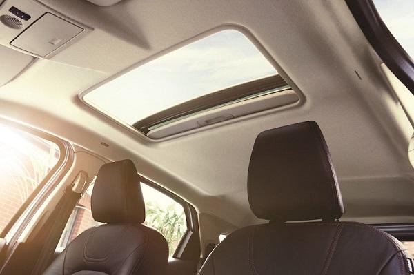 EcoSport Titanium Black Edition ra mắt với giá 654 triệu - Ảnh 3.