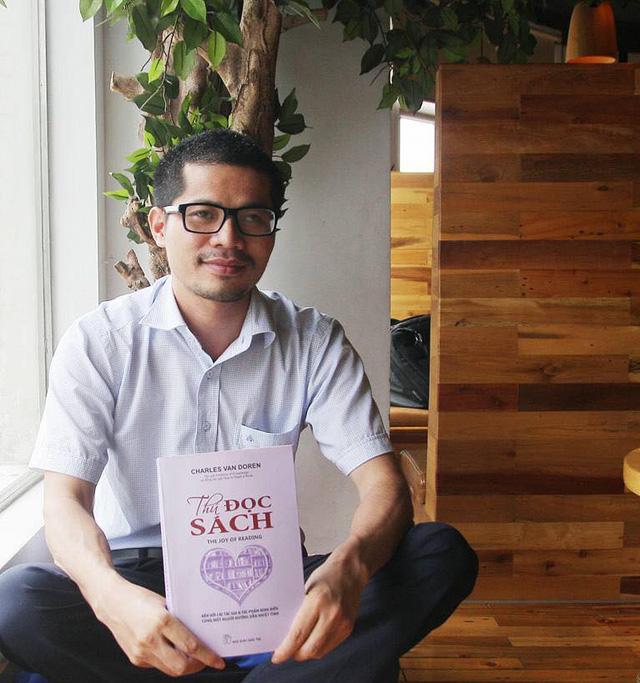 """Chàng trai được giải thưởng UNESCO và 19 năm miệt mài """"sách hóa nông thôn"""" - Ảnh 3."""