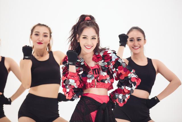 Chi Pu khoe vũ đạo ca khúc từng diễn chung với dàn sao châu Á - Ảnh 3.