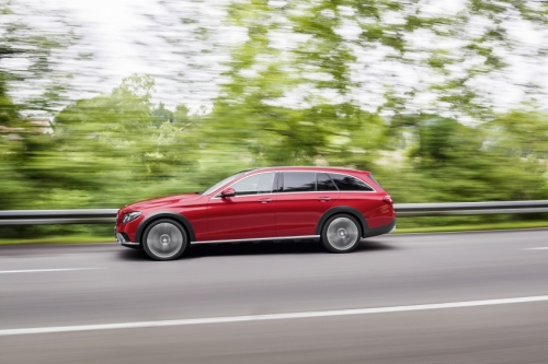 Mercedes-Benz E-Class All-Terrain - Xe offroad dành cho gia đình - Ảnh 3.