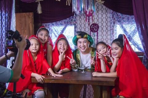 Vua hát nhái Don Nguyễn tấn công nhạc thiếu nhi - Ảnh 8.