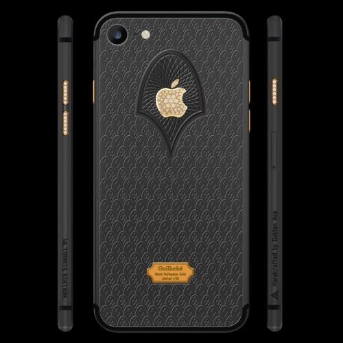 Ngắm nhìn bộ đôi iPhone 7 gây sốt qua họa tiết Guilloché - Ảnh 5.