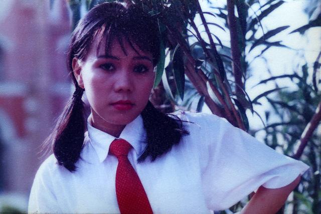 """Ngắm loạt ảnh """"một thời tuổi trẻ"""" của Việt Hương - Ảnh 4."""