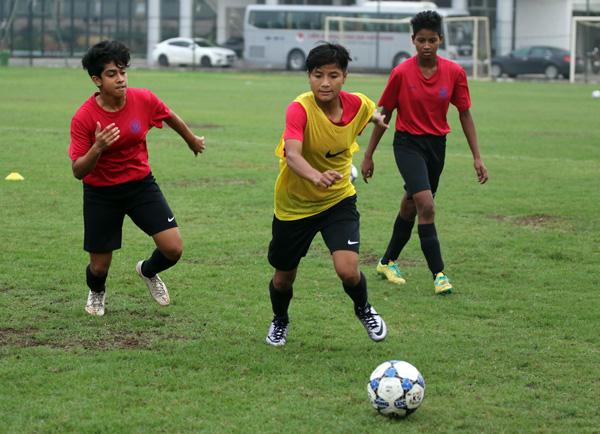 Vòng loại U19 nữ châu Á 2017: Các đội có mặt tại Hà Nội - Ảnh 3.