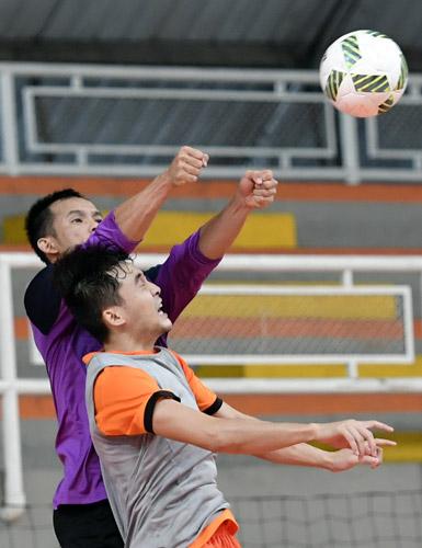 ĐT Futsal Việt Nam luyện vũ khí bí mật trước thềm World Cup 2016 - Ảnh 3.