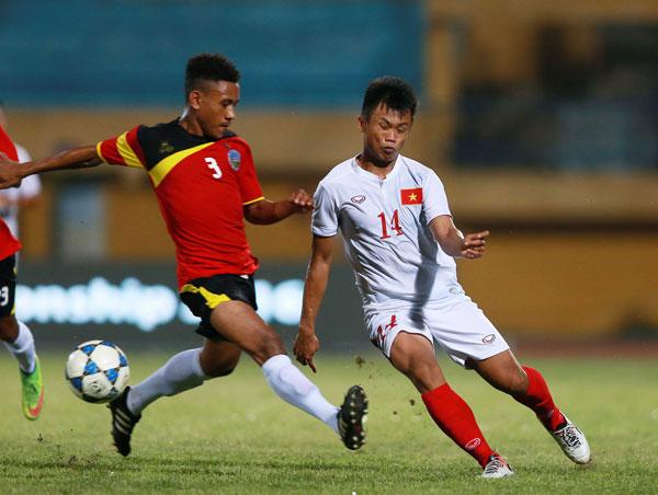 VIDEO U19 Việt Nam 4-1 U19 Timor Leste: Giải tỏa cơn khát - Ảnh 3.