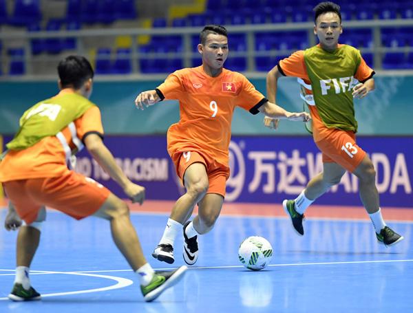 ĐT Futsal Việt Nam - Italy: Tin vào điều kỳ diệu (6h00 ngày 18/9) - Ảnh 2.