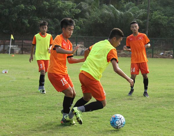 U16 Việt Nam mổ băng trận thua Nhật Bản 1-7, chuẩn bị đối đầu Australia - Ảnh 4.