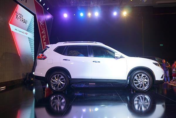 Nissan X-Trail 2016 giá từ 998 triệu đồng - Ảnh 4.